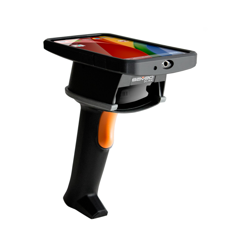 Handheld 1D/2D Android Barcode Scanners for Smartphone